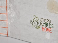 20 Steps backwards from home - Bryndís Bragadóttir