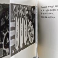 Rökkurmoð (detail) by Sigurborg Stefánsdóttir