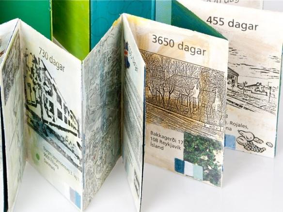 54 years (detail) - Sigurborg Stefánsdóttir