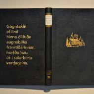 Lokaorðin I - Áslaug Jónsdóttir /