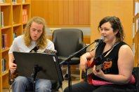 Soundation Project: Sveinbjörn Ólafsson og Birta Rós Sigurjónsdóttir sáu um tónlistina